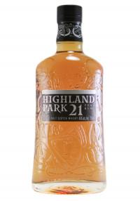 Highland Park 21 Yr Single Malt Scotch Whisky