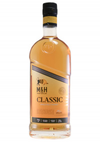 M&H Classic Single Malt Whisky-Kosher