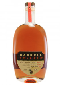 Barrell Bourbon Batch 25 Cask Strength Bourbon