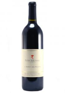 Peter Michael 2017 L Esprit Des Pavots Red Wine
