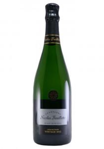 Nicolas Feuillatte 2012 Blanc De Blancs Brut Champagne