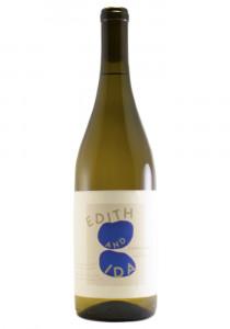 Edith and Ida 2019 Mendocino Chardonnay