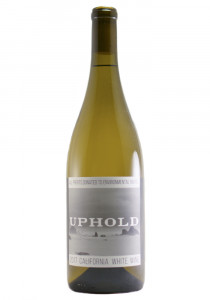 Uphold 2017 California White Wine