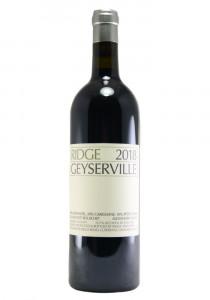Ridge Vineyards 2018 Geyserville Sonoma County Red Wine