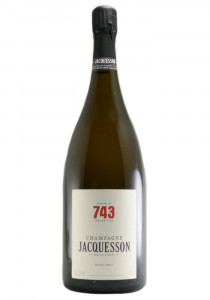 Jacquesson Cuvee Magnum 743 Extra Brut Champagne