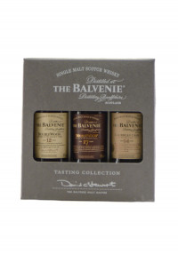 Balvenie Trio Pack Gift Set