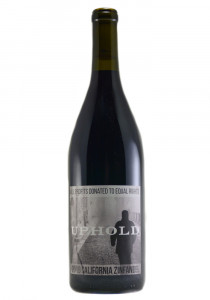 Uphold 2019 California Zinfandel