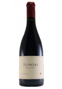 Flowers 2018 Sonoma Coast Pinot Noir