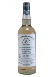 Mannochmore 12 Yr. Signatory Bottling Single Malt Scotch Whisky