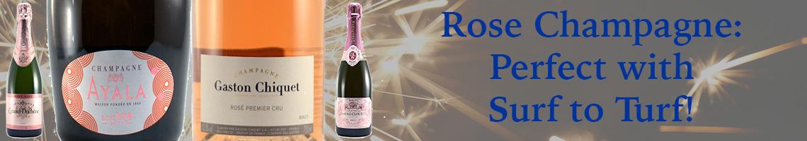 Rose Champagne 2018