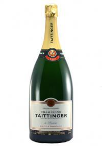 Taittinger Brut La Francaise Salmanazar Champagne