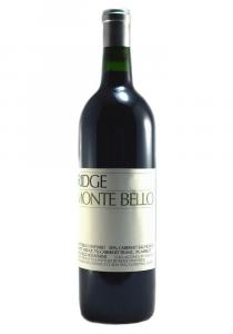 Ridge Vineyards 2015 Monte Bello Red Wine