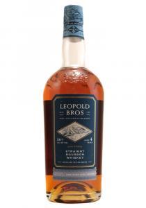 Leopold Bros Store Pick 4 Yr. Straight Bourbon Whiskey