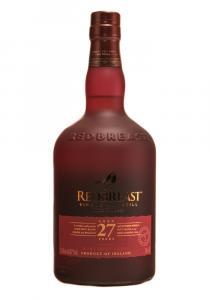 Red Breast 27 Yr. Single Pot Still Irish Whiskey