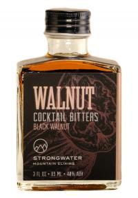 Strongwater Black Walnut Cocktail Bitters 3 fl. oz