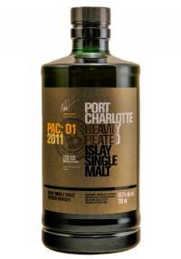 Port Charlotte 2011 PAC 01 Single Malt Scotch Whisky