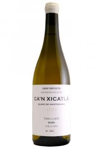 Ca'N Verdura 2018 C'an Xicatla Mantonegro Blanc