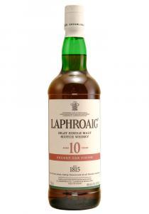 Laphroaig 10 Yr. Sherry Cask Single Malt Scotch Whisky