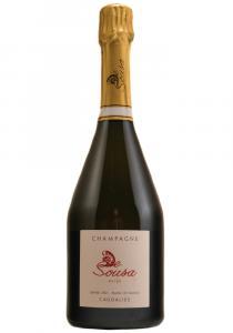 De Sousa Caudalies Blanc De Blancs Brut Champagne