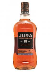 Jura 18 Yr. Single Malt Scotch Whisky
