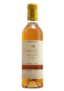 Chateau d'Yquem 1996 Half Bottle Sauternes