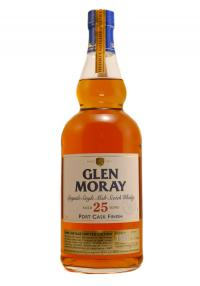 Glen Moray 25 Yr. Single Malt Scotch Whisky
