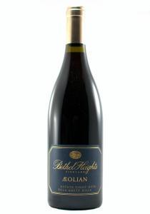Bethel Heights Vineyard 2018 AEOLIAN Pinot Noir
