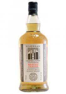 Kilkerran Batch #4 Heavily Peated Single Malt Scotch Whisky