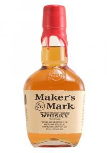 Maker's Mark Half Bottle Kentucky Straight Bourbon Whiskey