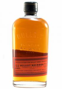Bulleit Bourbon Half Bottle Kentucky Straight Whiskey