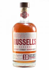 Russell's Reserve 10 YR Kentucky Straight Bourbon Whiskey