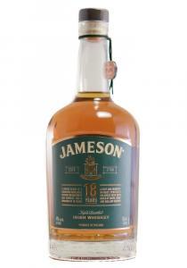 Jameson 18 YR Irish Whiskey