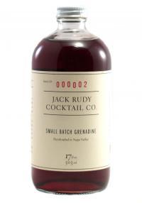 Jack Rudy Small Batch Grenadine