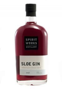 Spirit Works Distillery Sloe Gin