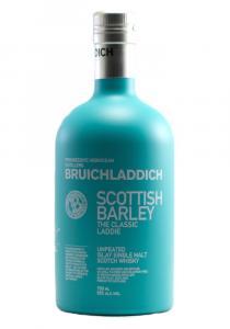 Bruichladdich Scottish Barley Single Malt Scotch Whisky