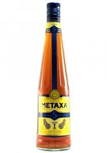 Metaxa 5 Star Greek Brandy