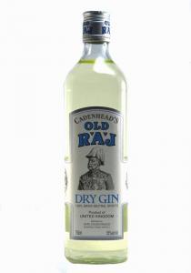 Old Raj Blue Label Gin