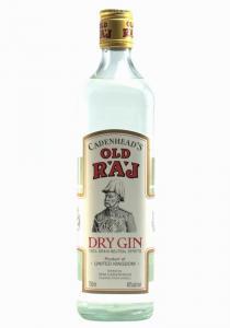 Old Raj Red Label Gin