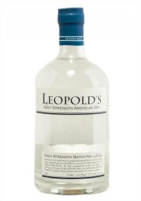 Leopold Bros. Navy Strength American Gin