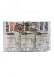 St. George 3 Pack Gin Gift Set  *200ML