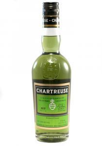 Chartreuse Diffusion Half Bottle Liqueur Fabriquee - Green