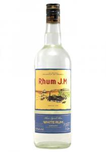 Rhum J.M Agricole Blanc 1 Liter