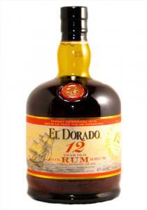 El Dorado 12 YR. Rum