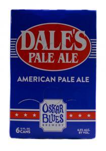 Dales Pale Ale Oskar Blues Brewery