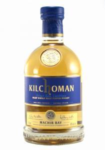 Kilchoman Machir Bay Islay Single Malt Scotch Whisky