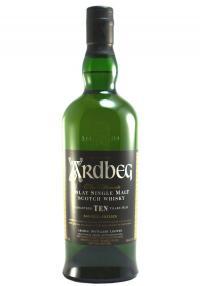 Ardbeg 10 YR Single Malt Scotch Whisky