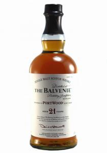 Balvenie 21 YR Portwood Finish Single Malt Scotch Whisky