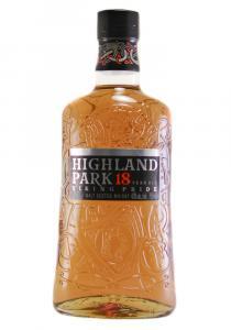 Highland Park 18 YR Single Malt Scotch Whisky
