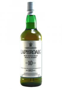 Laphroaig 10 YR Single Malt Scotch Whisky