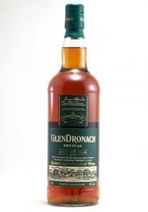 Glendronach 15 YR The Revival Single Malt Scotch Whisky